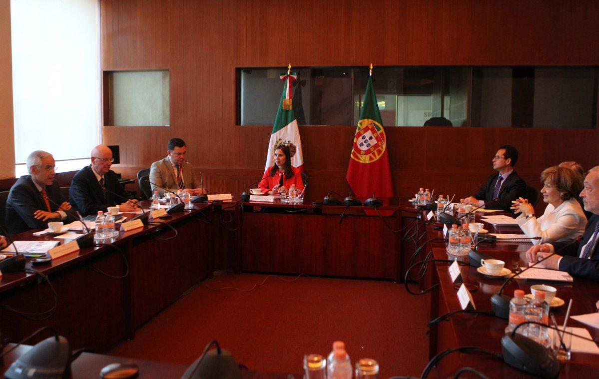 Consultas Políticas Portugal-México