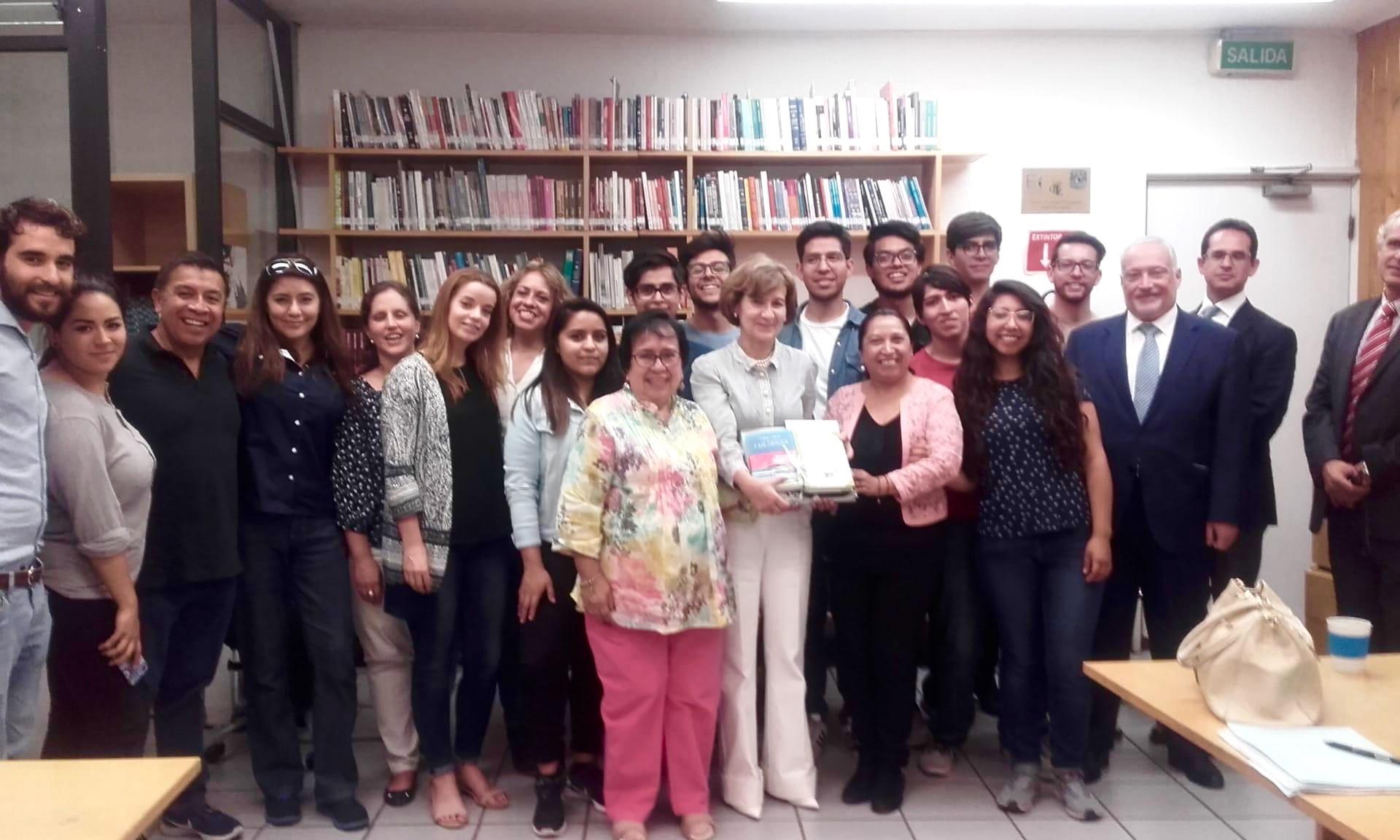 SENEC no Centro Língua Portuguesa ENALLT